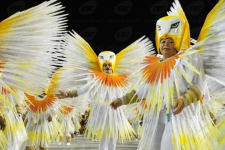 Ensaio de fotos Desfile das Escolas do Grupo Especial na Sapucaí, Rio de Janeiro