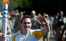Revezamento da Tocha Olímpica em SP/ Fotos de Marcos de Paula e André Luiz Mello/ Do Site Rio 2016