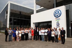 Fundação Volkswagen premia o Concurso Volkswagen na Comunidade 2014