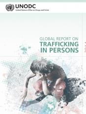 Tráfico de crianças aumenta, diz mais recente relatório do UNODC