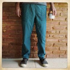 Moda - Marca carioca produz calça sustentável