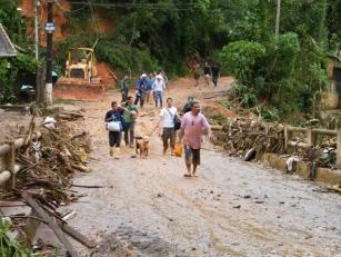 Desastres naturais custam R$ 9 bi para infraestrutura ao ano