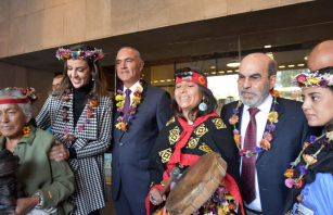 """Diretor Geral da FAO pede para acabar com a """"tripla discriminação"""" das mulheres indígenas"""