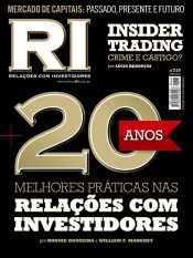 Revista RI completa 20 anos