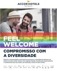 AccorHotels reforça compromisso com a diversidade na 2ª Conferência Internacional da Diversidade e Turismo LGBT