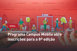 Instituto Claro abre inscrições para a 8ª edição do Campus Mobile