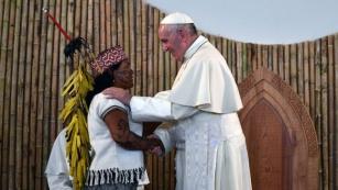 Papa Francisco Reforça Compromisso com a Proteção dos Povos Indígenas na Amazônia