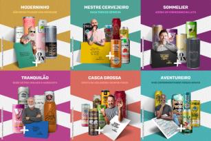 Do cervejeiro ao moderninho: e-commerce de bebidas em lata cria kits personalizados para cada estilo de pai