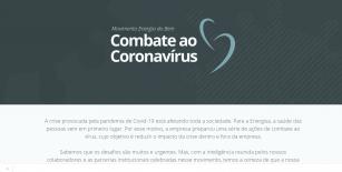 ESPECIAL CORONAVÍRUS -  Grupo Energisa doou R$ 8 milhões em ações de combate à pandemia de Covid-19 nos 11 estados em que atua no segmento de distribuição de energia