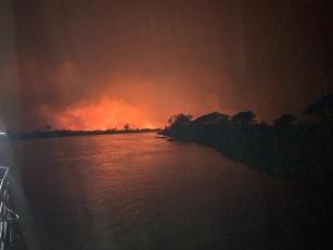 Mapbiomas - 17,5% do Brasil já queimou pelo menos uma vez em 20 anos