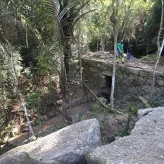 Ponte de Pedra do Parque da Cidade é patrimônio histórico municipal de Niterói (RJ)