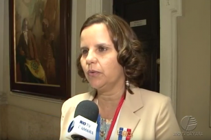 Solenidade de Entrega do Conjunto de Medalhas Pedro Ernesto para Jornalista Sônia Araripe é destaque na TV Câmara Rio