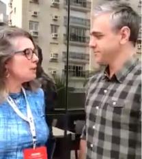 Entrevista com o publicitário Edmar Bulla no evento ABA 60 anos em Porto Alegre