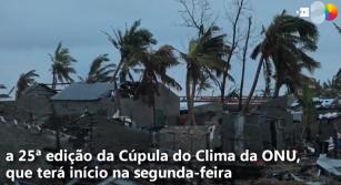 Refugiados climáticos, degelo e outras questões que serão discutidas na COP25
