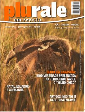 PLURALE EM REVISTA, EDIÇÃO 42 : Serra da Canastra, Ecoturismo no Equador e Artigos inéditos