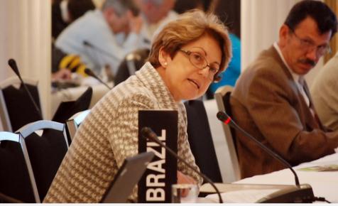Brasileira é eleita vice-presidente do IPCC