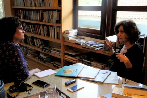 Especial Papo Mulher50+ / Miriam, a contadora de histórias