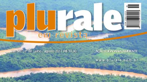 PLURALE EM REVISTA, Ed 58 - Especial Pantanal, Caminho de Santiago de Compostela, artigos inéditos e muito mais
