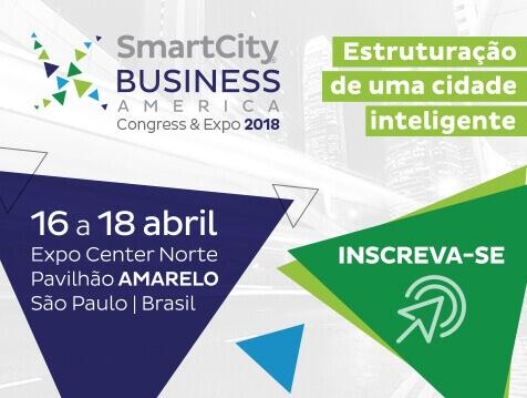 São Paulo vai sediar o único evento oficial sobre cidades inteligentes da América Latina