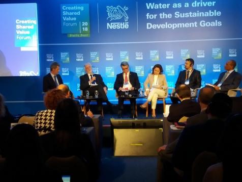 Água como valor para os Objetivos do Desenvolvimento Sustentável