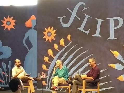 #pluralenafilp - A jornalista Maurette Brandt relata alguns dos melhores momentos da #Flip2018, realizada em Paraty