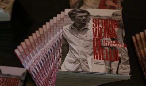 Livro e documentário sobre Sergio Vieira de Mello são lançados no Rio