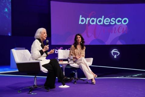 Evento #mulheresprafrente, realizado pelo Bradesco, emociona plateia de 2 mil convidadas em São Paulo