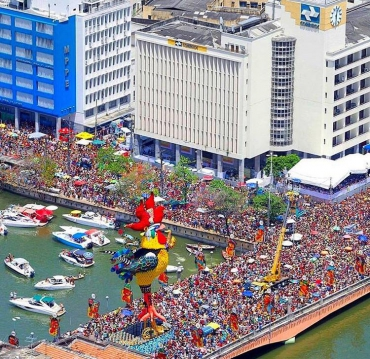 Galo da Madrugada terá a maior ação de reciclagem já vista em um Carnaval