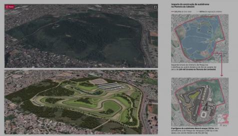 Manifesto em defesa da Floresta do Camboatá: floresta não é lugar de autódromo!