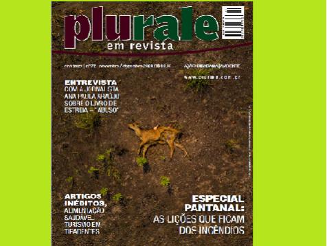 Plurale Edição 72-  ESPECIAL PANTANAL