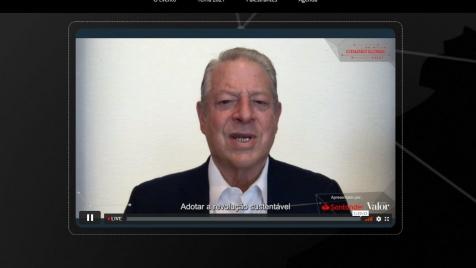 Al Gore: uma voz muito conveniente em tempos de incertezas
