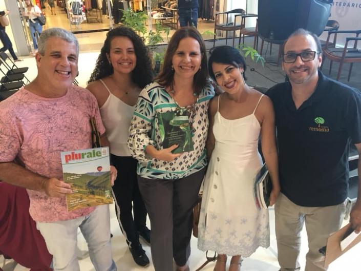 1º Festival Literário de São Gonçalo - Fisgo - Roa de diálogo sobre sustentabilidade - Foto de Divulgação