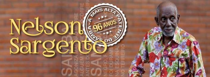 Aniversário de Nelson Sargento - Fotos de JORNALISTAS RJ